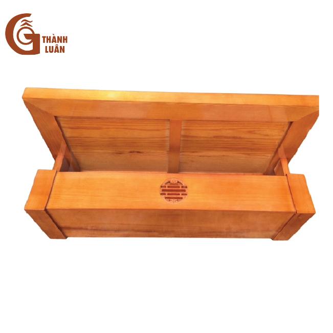 Mẫu bàn thờ treo tường đơn giản TT11